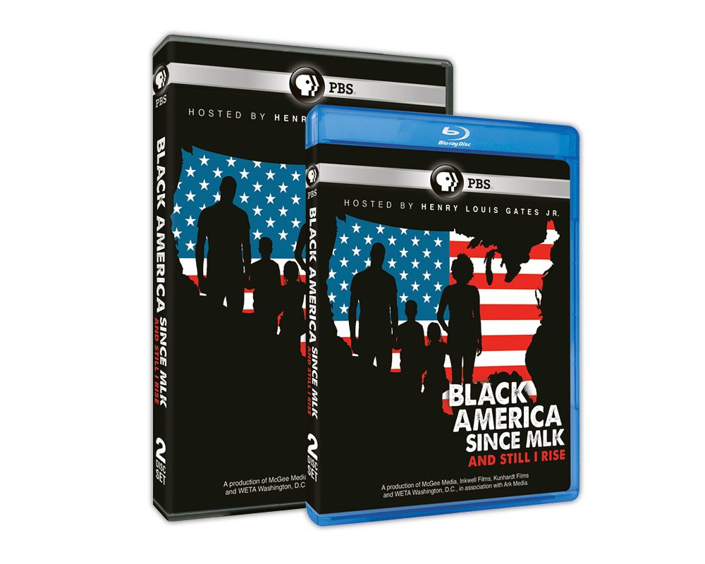 Black America Since MLK: And Still I Rise DVD and Blu-Ray