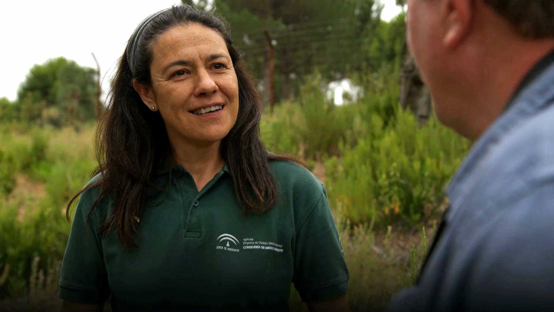 RARE Heroes: María José - 1:15 - Meet María José Pérez Aspa, a veterinarian in Madrid.