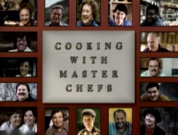 Cooking with Master Chefs