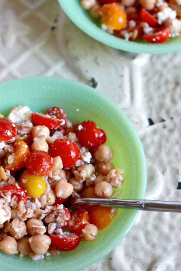 Try Jenna's recipe for farro