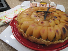 Chef Hubert Keller Apple Tarte Tatin