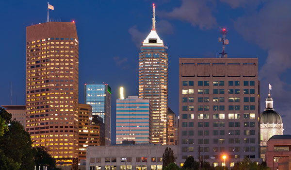 Indianapolis hosts Super Bowl XLVI