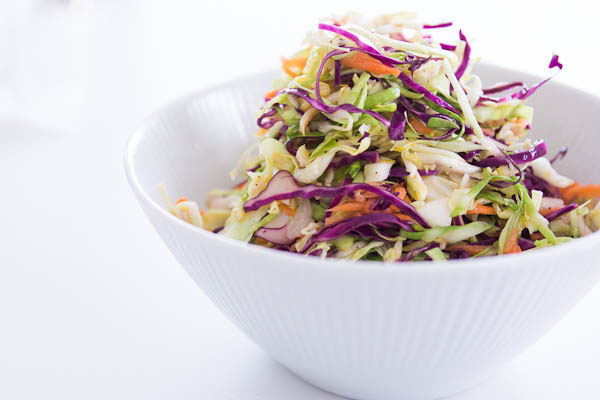 No mayo coleslaw recipe fresh tastes blog pbs food coleslaw forumfinder Choice Image
