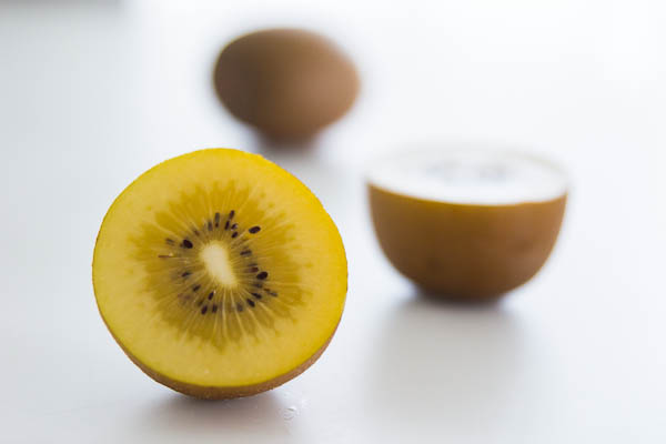 Yellow Kiwifruit