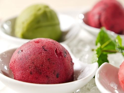 how to keep icecream soft without sugar