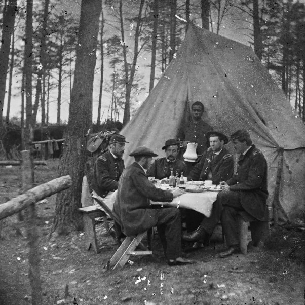 Civil War Cooking: What the Union Soldiers Ate | The ...