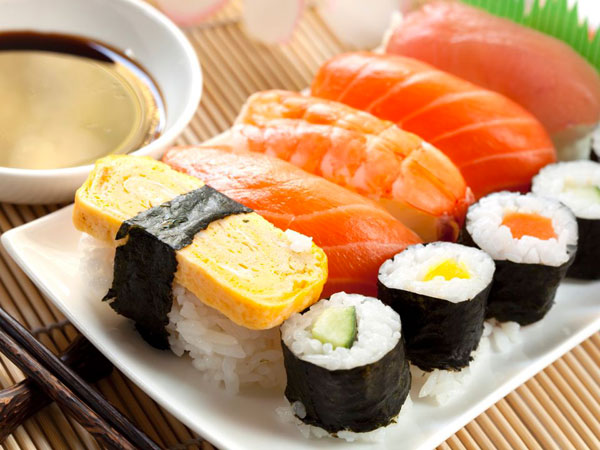 History Of Sushi The History Kitchen Pbs Food