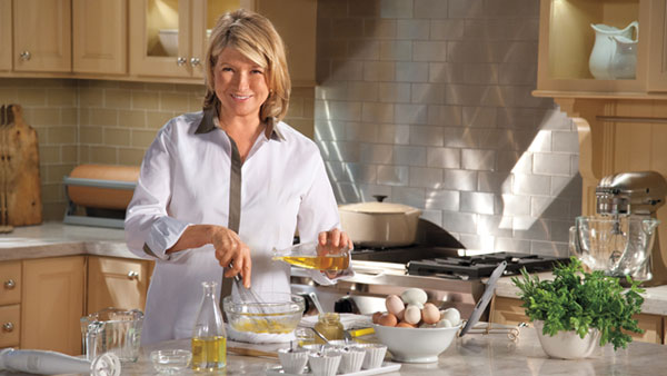 Martha Stewart's Cooking School episode descriptions
