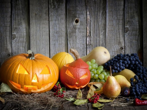 Halloween - A Foodie History