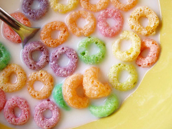History of Cereal
