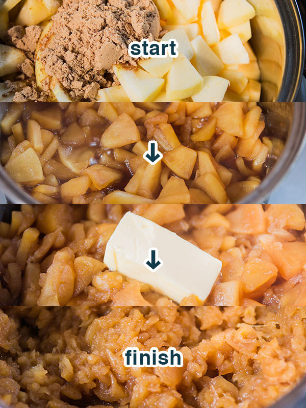 Steps to Make Apple Butter