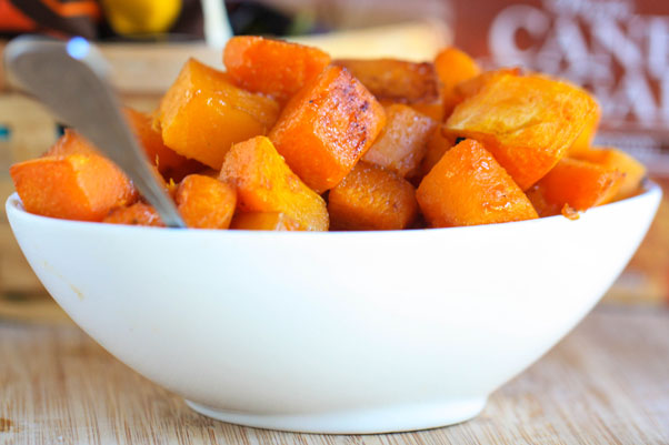 Brown Sugar Butternut Squash