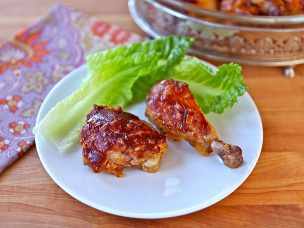Cary Grant Oven-Barbecued Chicken