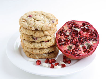 Pomegranate Cookie recipe