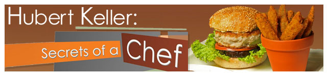 Hubert Keller: Secrets of A Chef custom banner