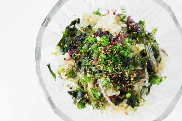 seaweed salad this seaweed salad recipe is a healthy japanese