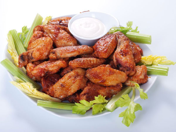 Buffalo Wings Finger Food
