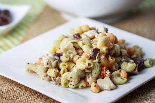 Chickpea Salad
