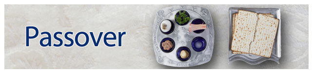 Spice Up Your Passover Seder Menu with Sephardic Flavors custom banner
