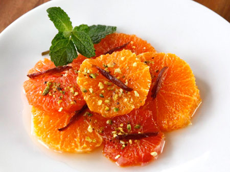 Sweet Citrus Rosemary Medley Recipe
