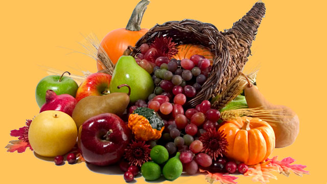Thanksgiving Foods We Are Thankful For