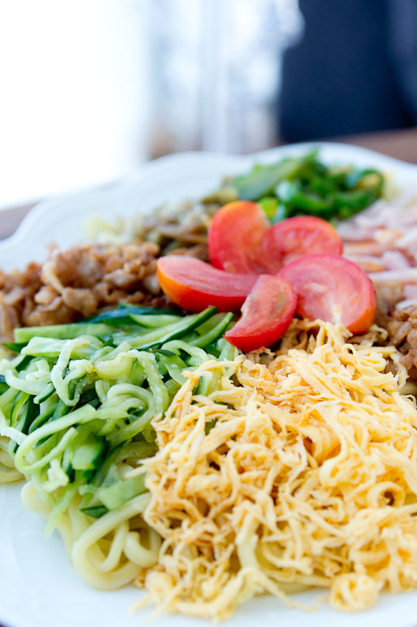 Hiyashi Chuka Soba Recipe | Fresh Tastes Blog | PBS Food
