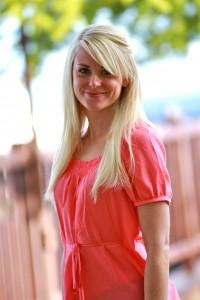 Jenna Weber, blogger for PBS Fresh Tastes