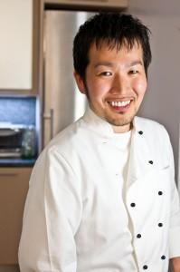 Marc Matsumoto, blogger for Fresh Tastes