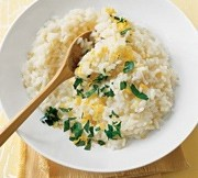 Creamy Parmesan Risotto recipe