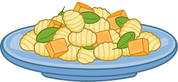 Potato Gnocchi With Butternut Squash And Sage Recipe Pbs
