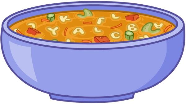 Veggie Alphabet Soup Recipe | PBS Food