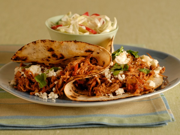 Shredded Pork Tacos Recipe | PBS Food