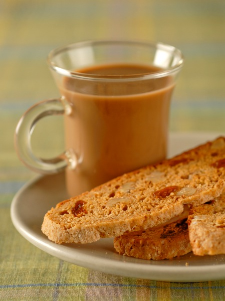 Whole Wheat Walnut Raisin Biscotti Recipe | PBS Food