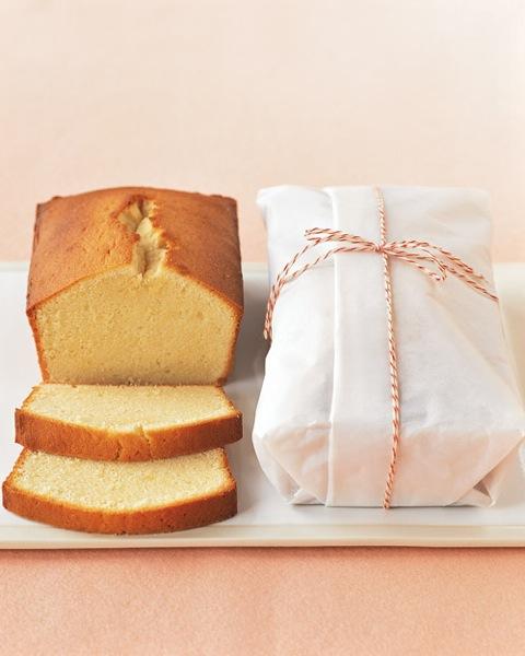 Pound Cake Korean