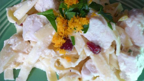 Fettuccine with sambuca cranberries recipe pbs food forumfinder Images