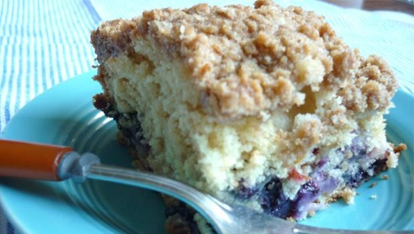 Buttermilk Cappuccino Cake Recipe — Dishmaps