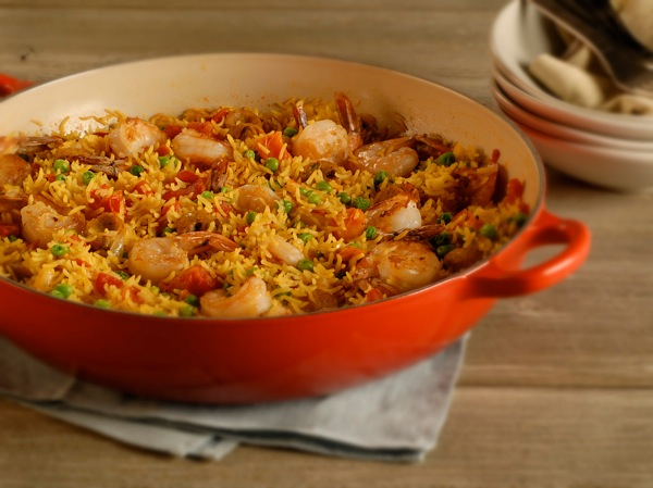 Easy Paella Recipe | Spanish Recipes | PBS Food
