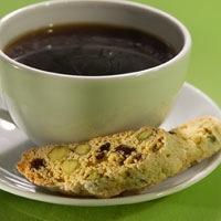 Pistachio Raisin Biscotti Recipe | PBS Food