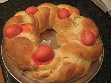 Traditional easter bread recipes pbs food forumfinder Image collections