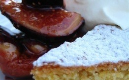 Almond Cornmeal Cake Recipes Pbs Food