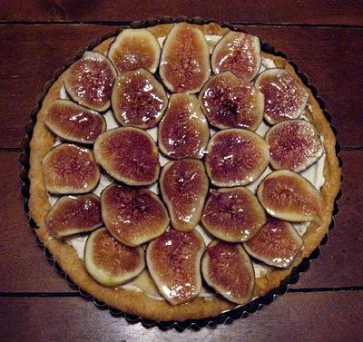 Fresh Fig And Mascarpone Tart Recipes Pbs Food