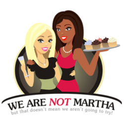 We Are Not Martha Blog Logo