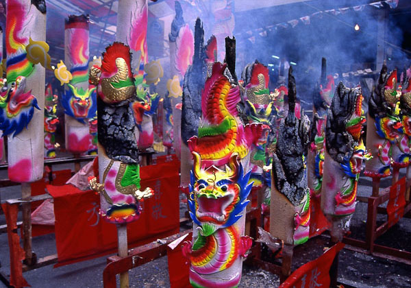 Hungry Ghost Festival Sticks