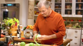 Jacques Pepin: More Fast Food My Way | KQED copyright © 2008 Greg Habiby
