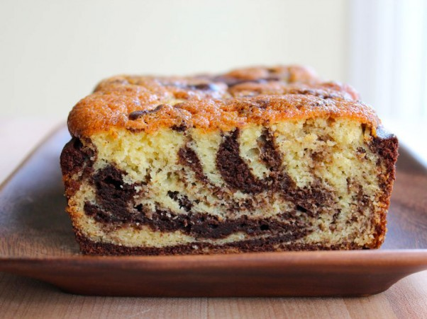 Tori's recipe for German Marble Cake