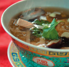Hot and Sour Soup Recipe | Soup Recipes | PBS Food
