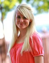 Jenna Weber, food blogger for PBS Food's Fresh Tastes blog