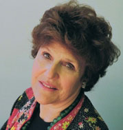 "Joan Nathan of ""Jewish Cooking in America"""
