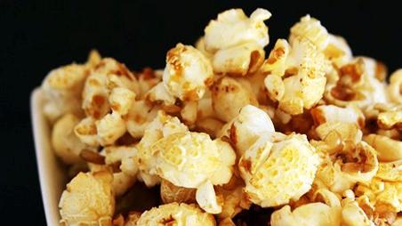 Homemade Kettle Corn Recipe Popcorn Recipes Pbs Food