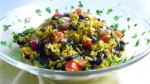 Saffron-Rice-and-Bean-Salad-4